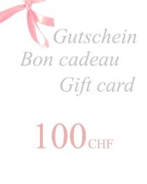 Gift Voucher 100 CHF