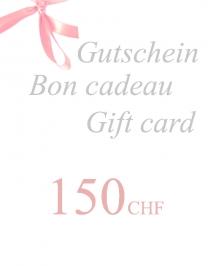 Gustchein 150 CHF