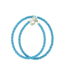 Short Leather Necklace